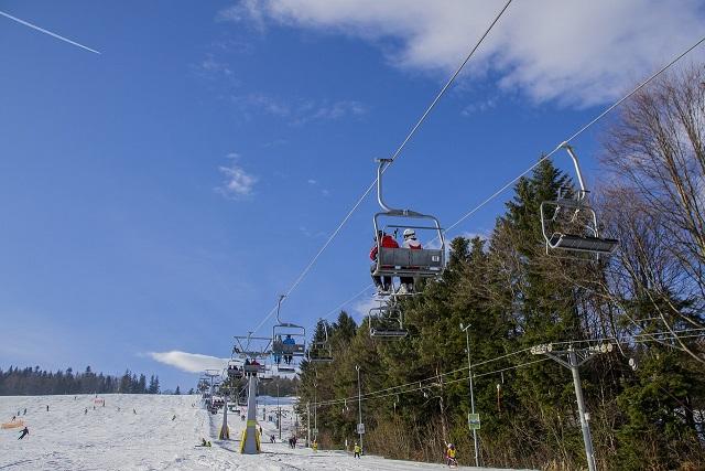 Słotwiny Arena, czyli stok narciarski w Krynicy